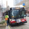 CTA Shows Off New Buses That Begin Service in May