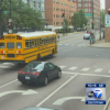 School Buses Running Red Lights, Hollywood And Sheridan One Of The Worst