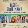 Foodies Alert! Taste Of Bryn Mawr Tonight