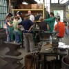 New Community Industrial Arts And Design Center Opens