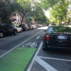 Edgewater Improves Bike Lanes And Cracks Down On Sidewalk Bicyclists
