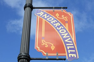 Andersonville-Sign