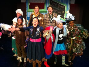 Li'l Buds Theatre Performs