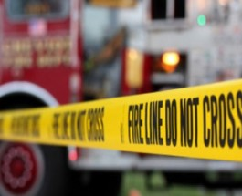 Apartment Fire On Granville, Three Injured Including Two Police Officers