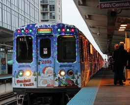All Aboard The CTA Holiday Train! When Will It Visit Edgewater?