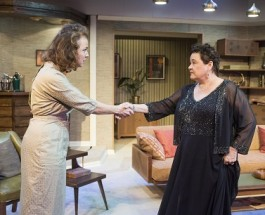 """The Midwest Premiere of Horton Foote's """"The Old Friends"""" at Raven Theatre"""