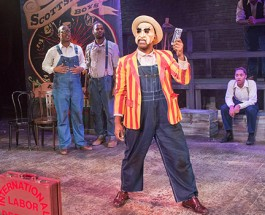 Raven's New Play Brings An Unexpected Twist To Racism And American History