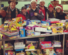 2015 Andersonville Toy Drive Kicks Off,  Local Kids Will Benefit From Donations
